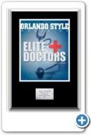 Jamie Cesaretti, MD: Orlando Style Magazine's Elite Doctors Award 2014