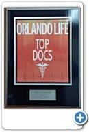 Jamie Cesaretti, MD: Orlando Style Magazine Top Doctor Award 2014
