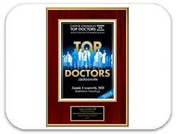 Jamie Cesaretti, MD Awarded Castle Connolly's 2016 Top Doctors Jacksonville Award