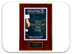 Jamie Cesaretti, MD Awarded Castle Connolly's 2016 Top Doctors Jacksonville Metro Area Award