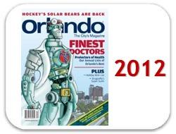 Orlando's Best                                        Doctors 2012 banner